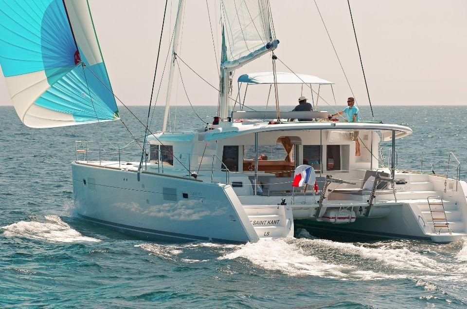 Lagoon 450 - 4+2 Cabins - Athens - Lavrion - Kos