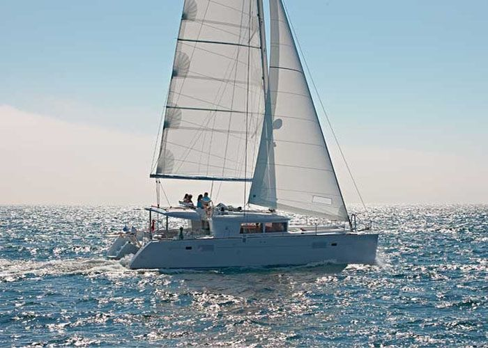 Lagoon 450 - 3 Cabin Owners Edition - Athens - Lefkas - Kos