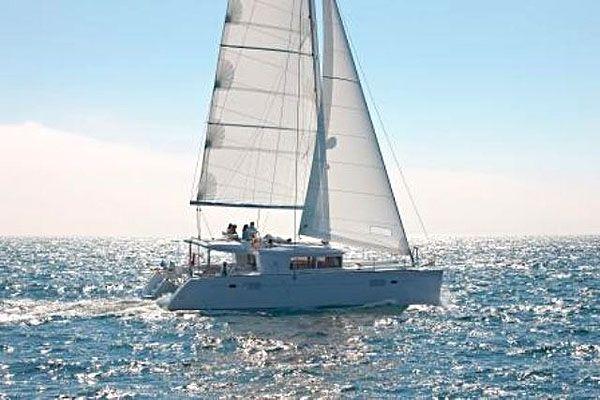 Lagoon 450 - 4 + 2 Cabins - Portorosa - Sicily