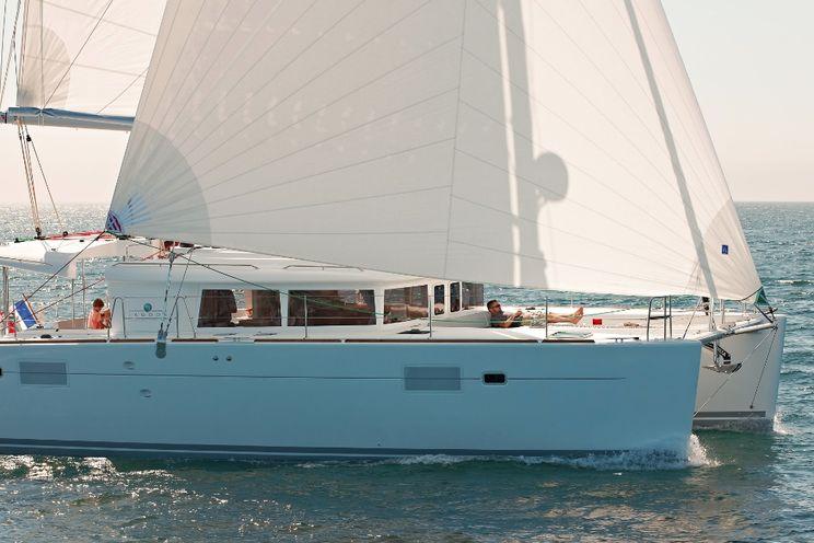 Charter Yacht Lagoon 450 - 4 + 2  Cabins - Palma - Mallorca
