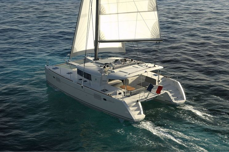 Charter Yacht Lagoon 450 Owner Version - 3 Cabins - Marsh Harbour - Bahamas