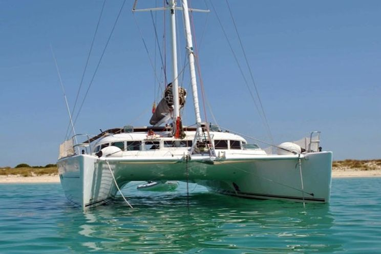 Charter Yacht Lagoon 470 - 4 + 2 Cabins - Costa Brava - Spain