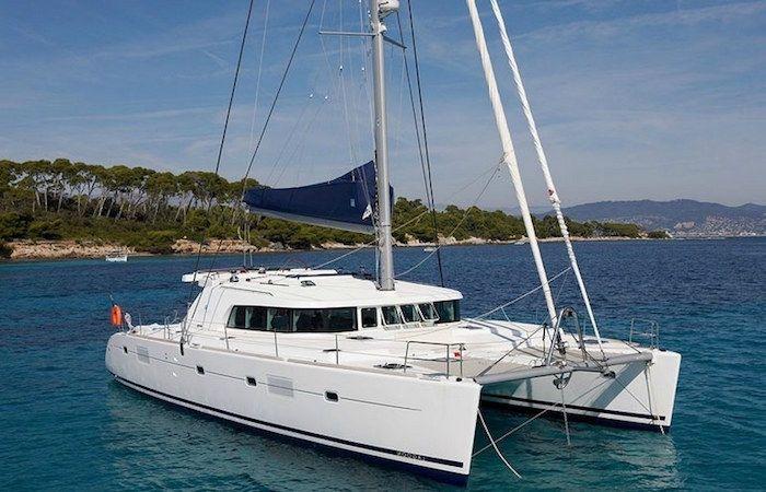 Lagoon 500 - 5 Cabins - Portisco - Porto Cervo - Olbia - Sardinia
