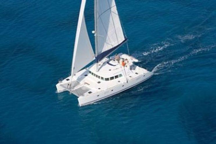 Charter Yacht Lagoon 500 - 4 Cabins - Ajaccio - Marseille -  France