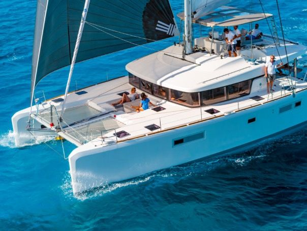 Lagoon 52 - 6 + 2 Cabins - Trogir - 2017