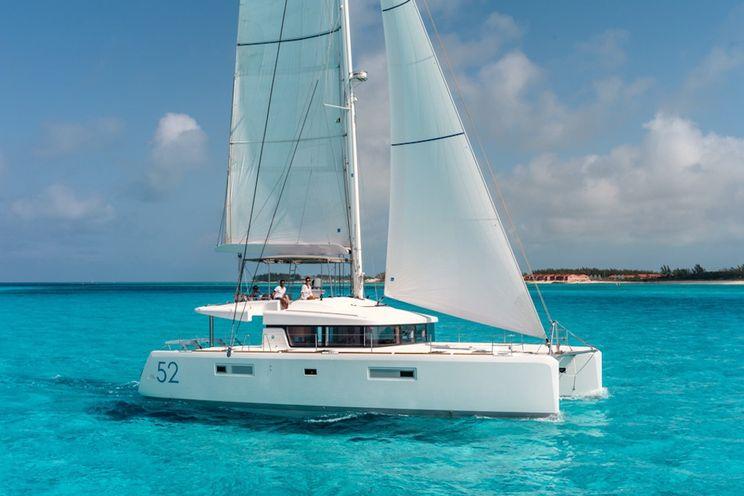 Charter Yacht Lagoon 52 - 8 Cabins - 2015 - Bahamas - Tortola