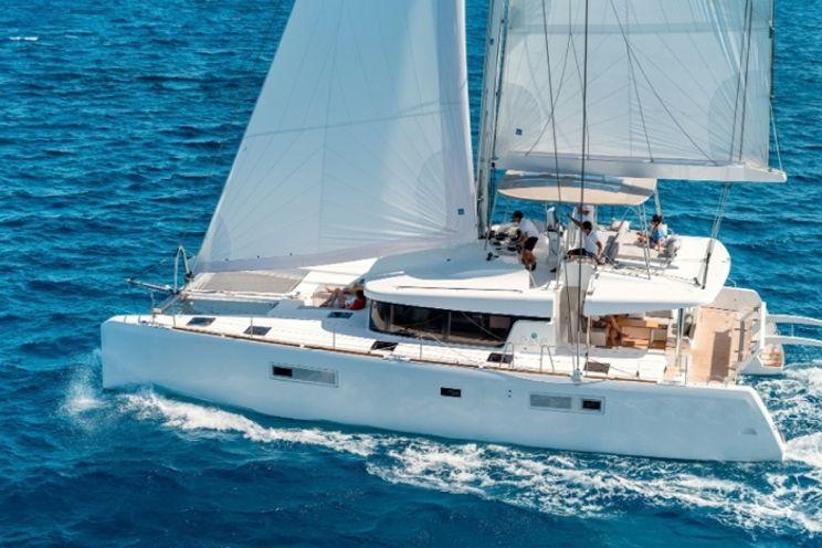 Charter Yacht Lagoon 52 (2017) - 6 double Cabins - Praslin, Seychelles