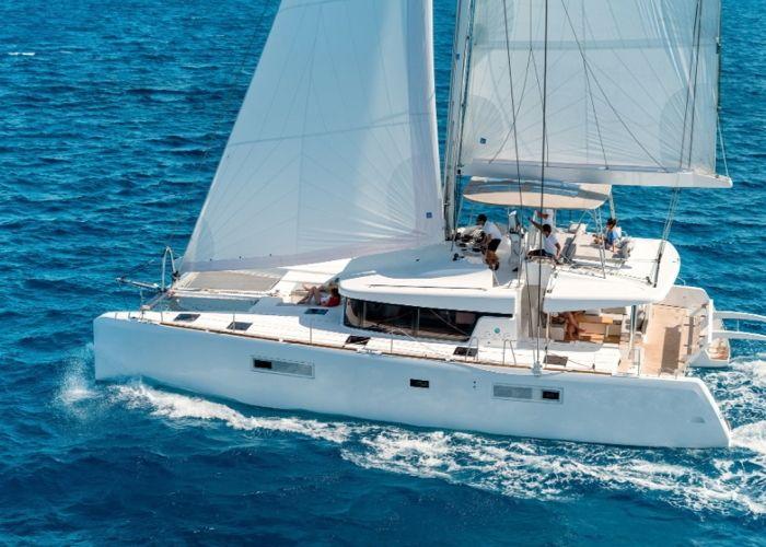SOLEA - Lagoon 52 - 5 Cabins - Tahiti, Bora Bora, South Pacific