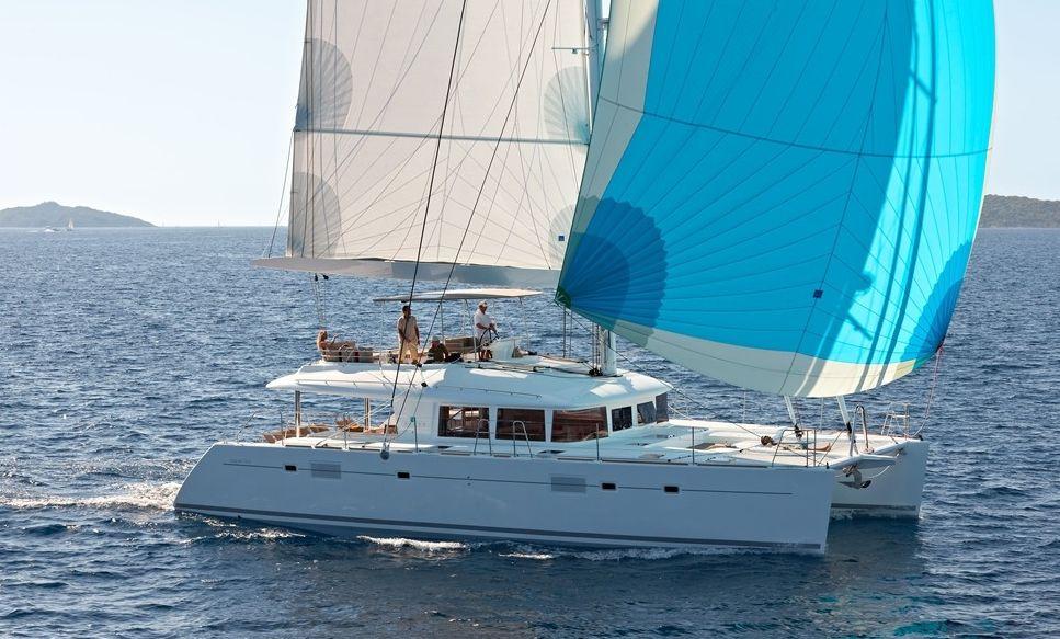 Lagoon 560 - 4 Cabins - Ibiza Port - San Antonio - Formentera