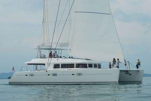 Lagoon 620 - Guest Capacity 37 - Singapore