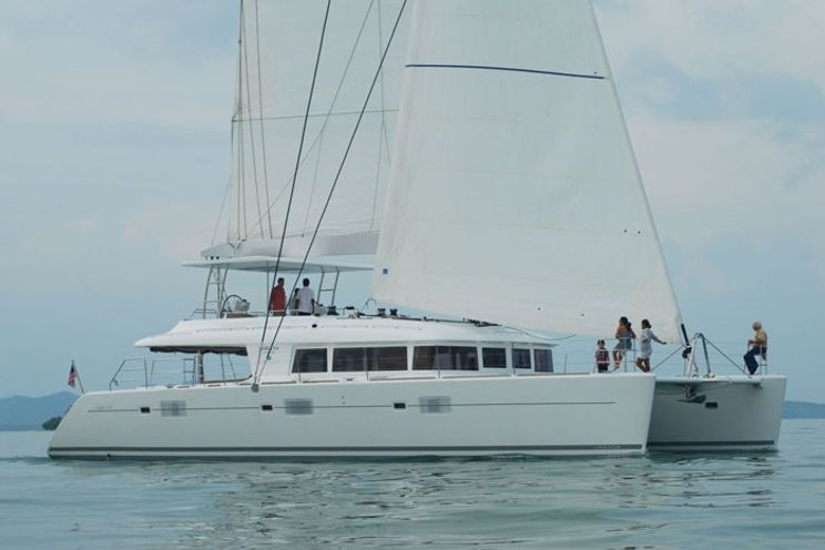 Charter Yacht Lagoon 620 - Guest Capacity 37 - Singapore