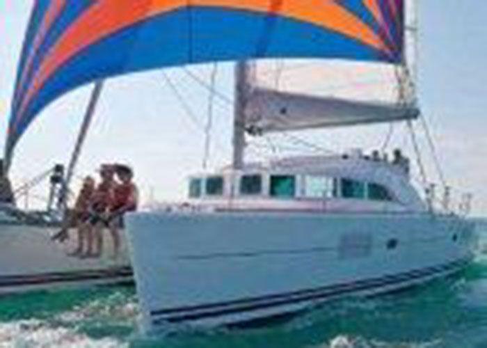 Lagoon 380 - Sailing