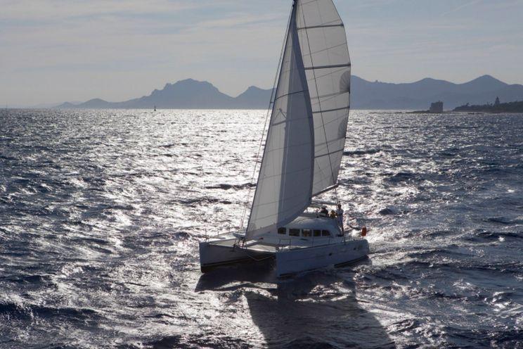 Charter Yacht Lagoon 380 (2018) - 4 + 2 Cabins - Mahe, Seychelles
