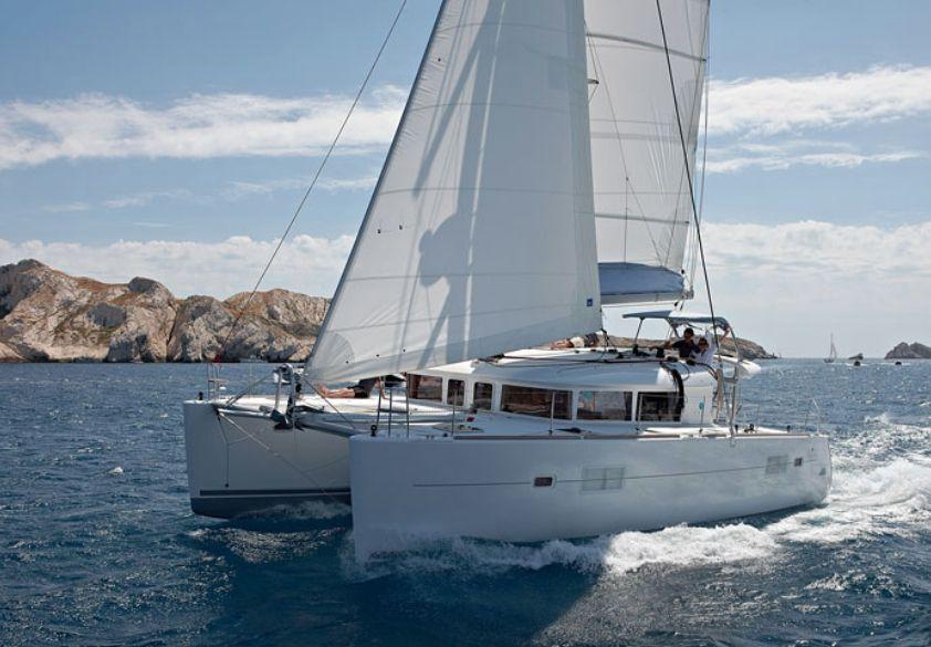 Lagoon 400 - 3 Cabins - Tortola