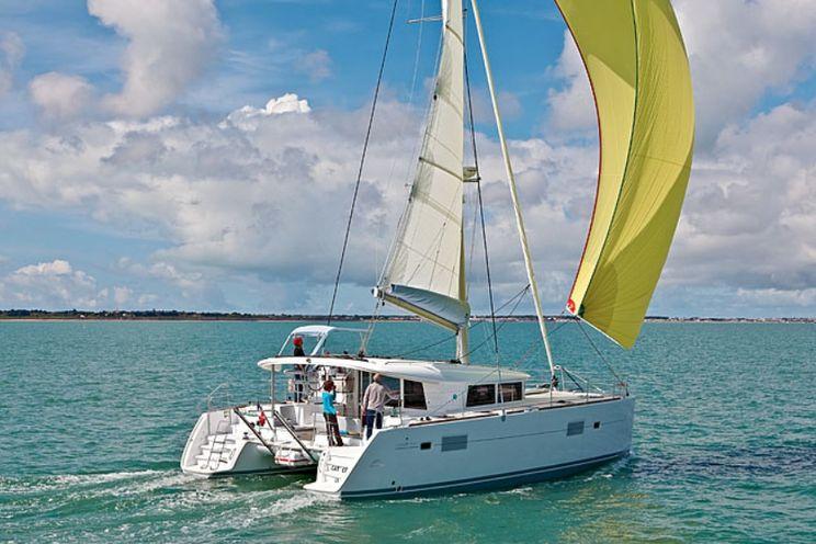 Charter Yacht Lagoon 400 S2 - 4 + 2 Cabins - Gocek - Bodrum - Marmaris