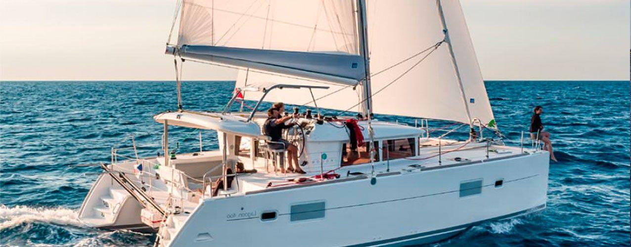 Lagoon 400 S2 - 4 + 2 cabins(4 double,2 single)- 2016 - Sibenik - Troigir - Split