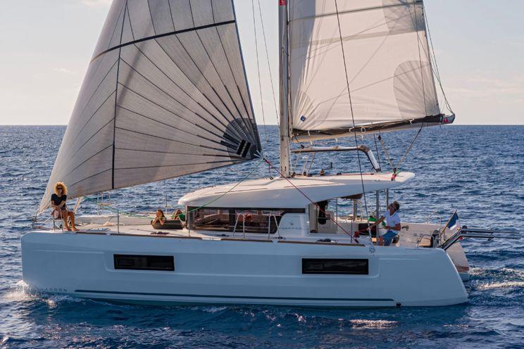 Charter Yacht Lagoon 40 - 2019 - 6 Cabins - Mahe, Seychelles
