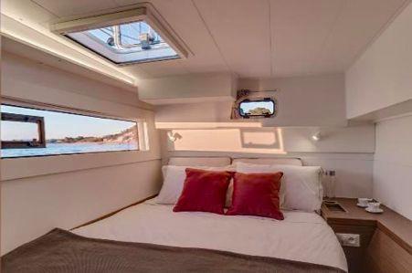 Lagoon 40 - Double cabin