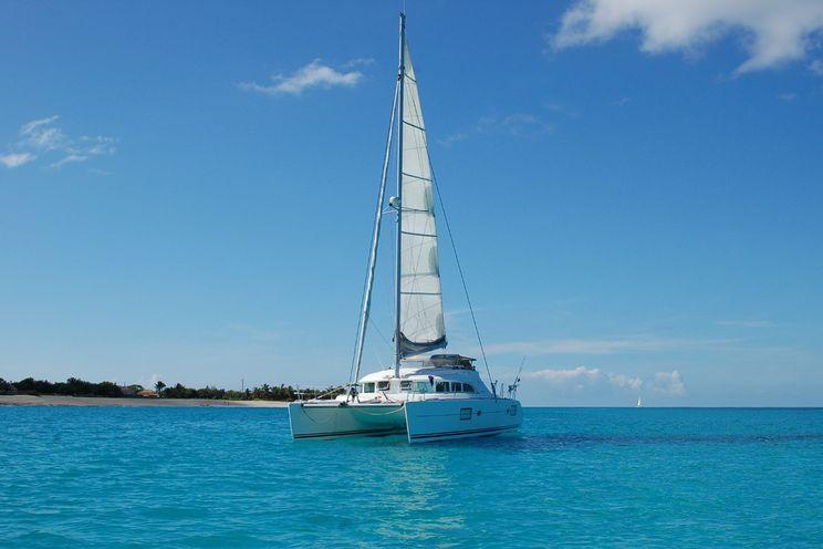 Charter Yacht Lagoon 410 - 4 Cabins - Villefranche sur Mer - St Jean Cap Ferrat - Monaco