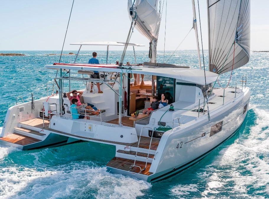 at sail - aft
