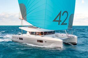 Lagoon 42 - 6 Cabins (4 double 2 Single) - Tortola - British Virgin Islands