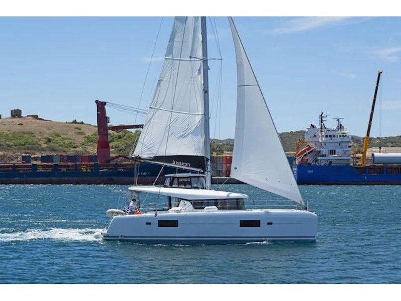 Lagoon 42 - 2020 -  6 cabins(4 double + 2 forepeak)- Paros - Mykonos