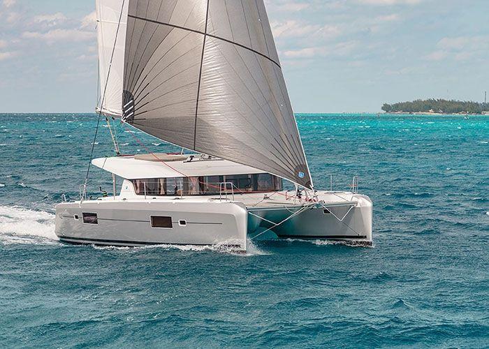 Lagoon 42(2017)- 6 Cabins - Mahe,Seychelles