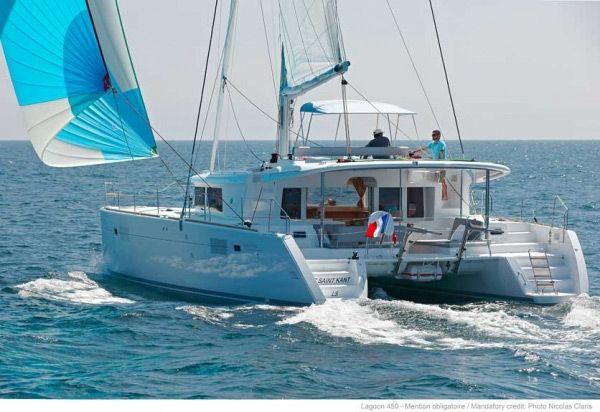 Lagoon 450 - 4+2 Cabins - Athens