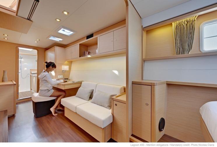 Lagoon 450 F - 4 double cabins