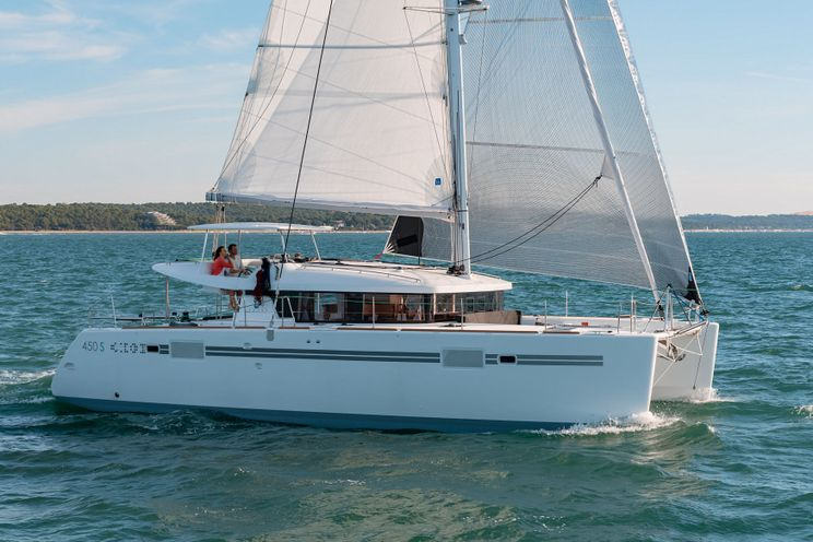 Charter Yacht Lagoon 450 S - 4 Double Cabins - 2018 - Fajardo - St Thomas - Tortola