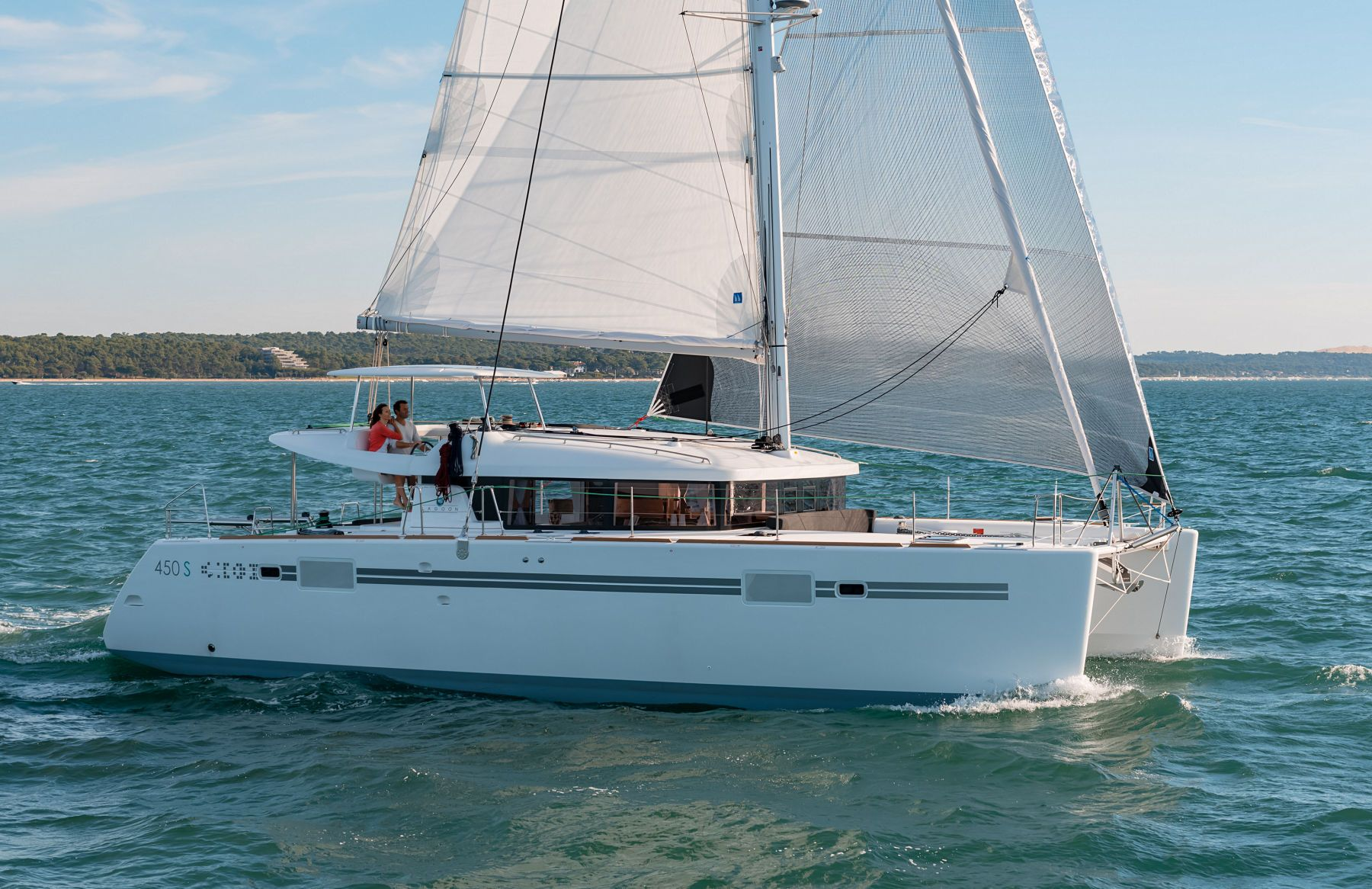 Lagoon 450 S - 4 Double Cabins - 2018 - Fajardo - St Thomas - Tortola