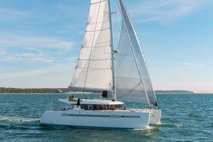 Lagoon 450 Sportop (2018) - 6 Cabins - Mahe, Seychelles