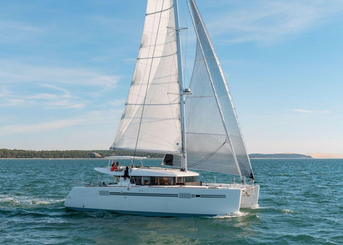Lagoon 450 Sportop(2017)- 6 Cabins - Mahe,Seychelles