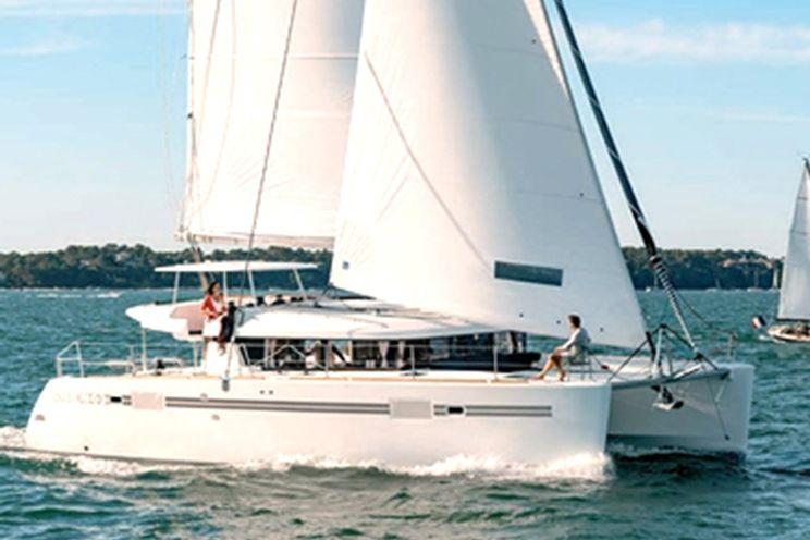 Charter Yacht Lagoon 450 Sportop - 6 Cabins - Phuket, Thailand