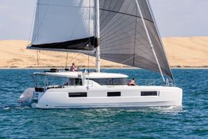 Lagoon 46 - 2020 - 6 cabins (4 double + 2 singles) - Lavrion - Athens