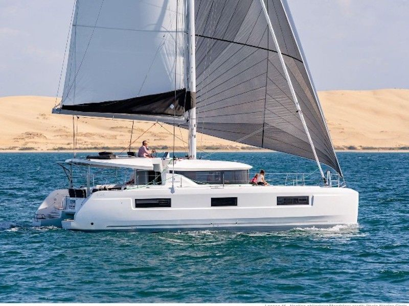 Lagoon 46 - 2021 - 6 cabins (4 double +  2 forepeaks) - Lavrion - Athens