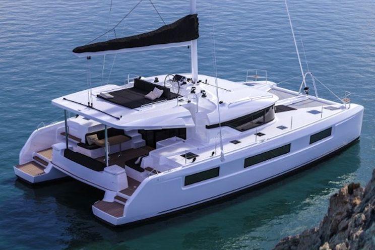 Charter Yacht Lagoon 50 - 2021 - 8 cabins (6 double +2 forepeak) - Lefkas - Corfu