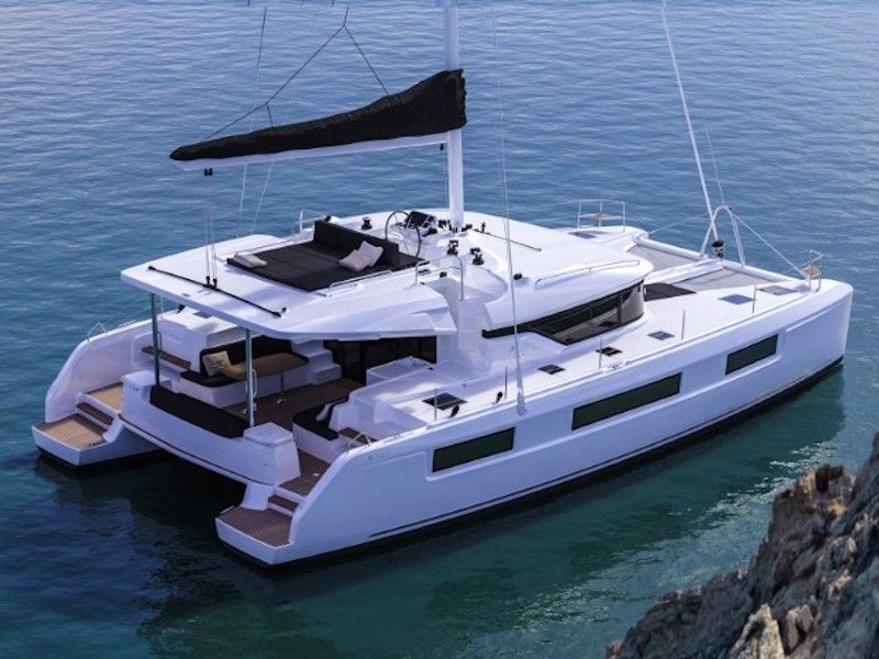 Lagoon 50 - 2021 - 8 cabins(6 double +2 forepeak)- Lefkas - Corfu