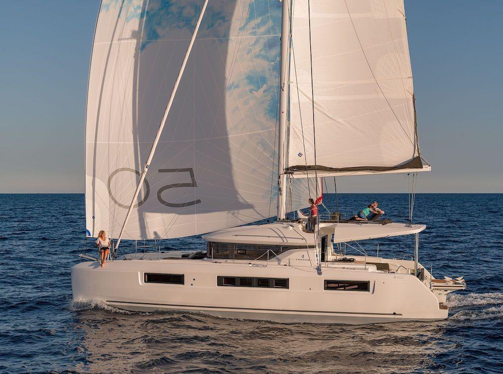Lagoon 50 Catamaran