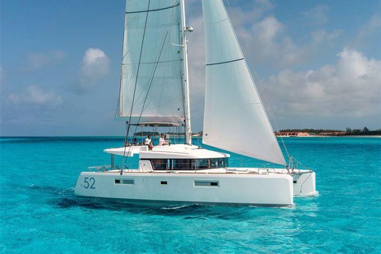 Charter Yacht Lagoon 52 - 5 + 1 Cabins - 2017 - Trogir