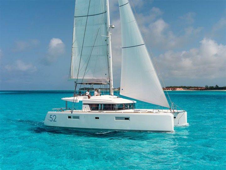 Lagoon 52 - 5 + 1 Cabins - 2017 - Trogir