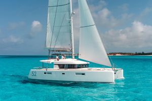 Lagoon 52 - 8 Cabins - New Caledonia, South Pacific