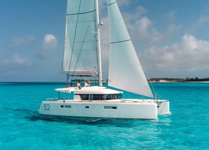 Lagoon 52 - 8 Cabins - New Caledonia,South Pacific