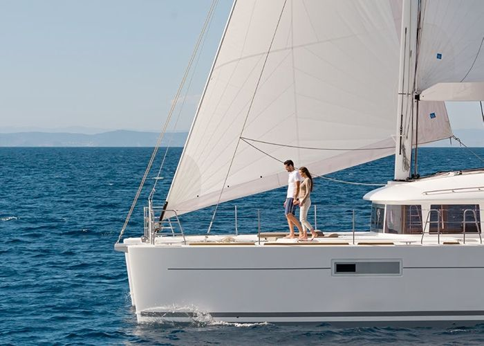 Lagoon 560 - Sailing