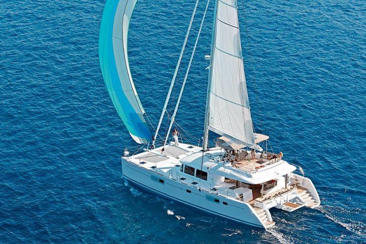 Charter Yacht DIVA - Lagoon 560 (2017) - 4 Cabins - French Polynesia - Tahiti - Bora Bora - Raiatea - Huahine