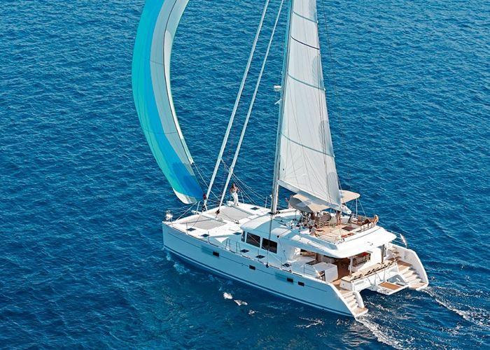 DIVA - Lagoon 560 (2017) - 4 Cabins - French Polynesia - Tahiti - Bora Bora - Raiatea - Huahine