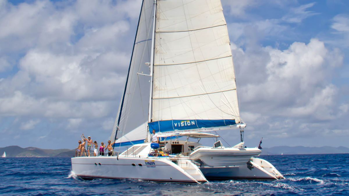 Lagoon 57 - Day Charter and Week Long Charter- 2017 - 4 Cabins (4 cabins) - Tortola - BVI
