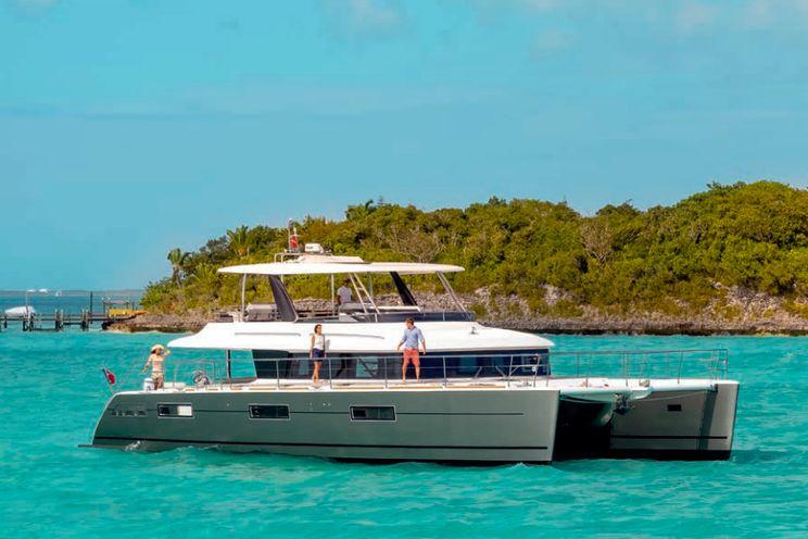 Charter Yacht ALLEGRA - Lagoon 630 - 5 Cabins - French Polynesia - Tahiti - Bora Bora - Raiatea - Huahine