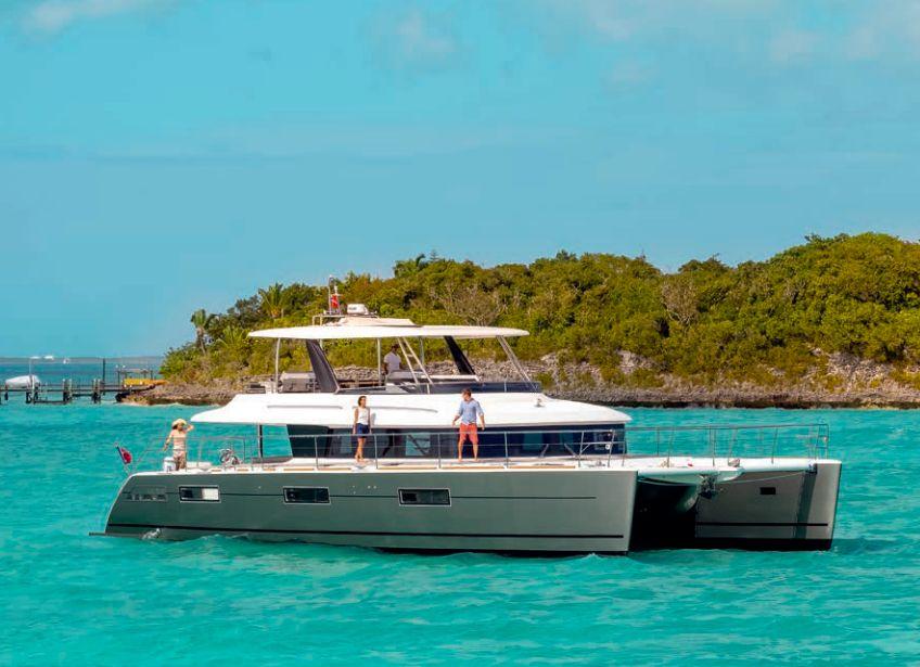 ALLEGRA - Lagoon 630 - 5 Cabins - French Polynesia - Tahiti - Bora Bora - Raiatea - Huahine