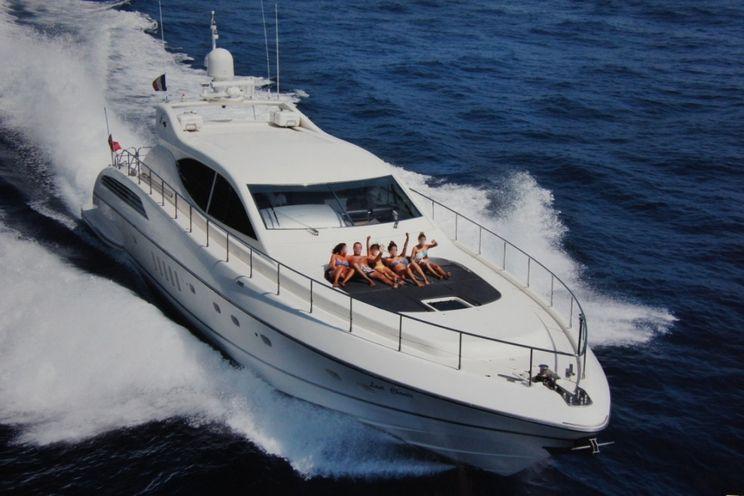 Charter Yacht NAMASTE - Leopard 24 - 3 Cabins - St Tropez - Cogolin - St Maxime - St Raphael